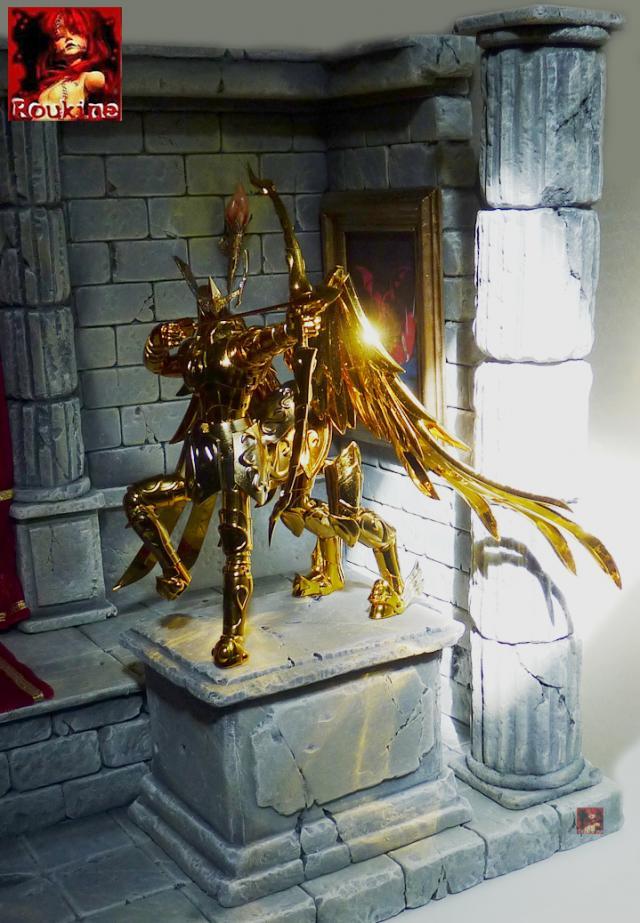 Sanctuaire des golds saint pour gregory final 19