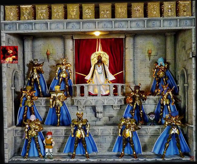 Sanctuaire des golds saint supreme ex 2