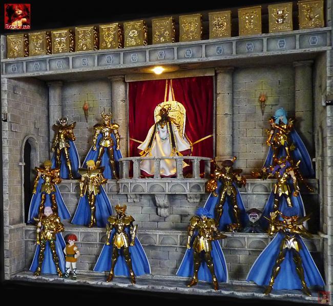Sanctuaire des golds saint supreme ex 4