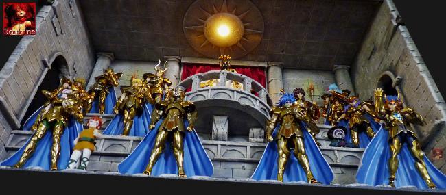 Sanctuaire des golds saint supreme ex 5