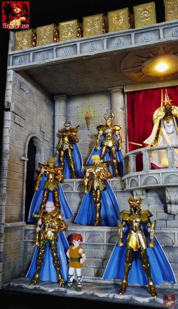 Sanctuaire des golds saint supreme ex 6