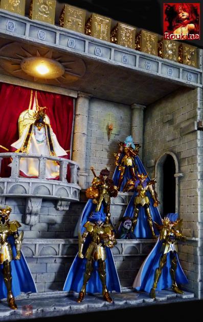 Sanctuaire des golds saint supreme ex 7