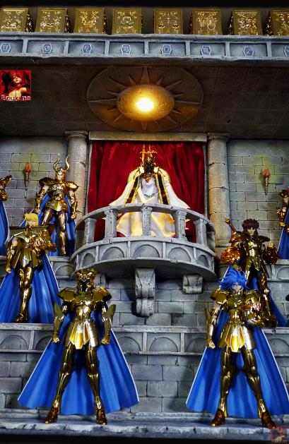 Sanctuaire des golds saint supreme ex 8