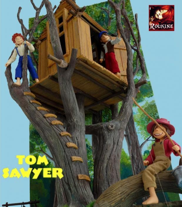 Tom sawyer 11
