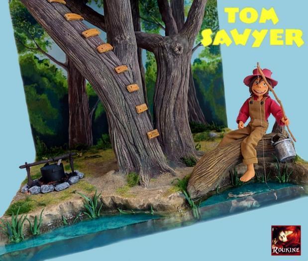 Tom sawyer 13