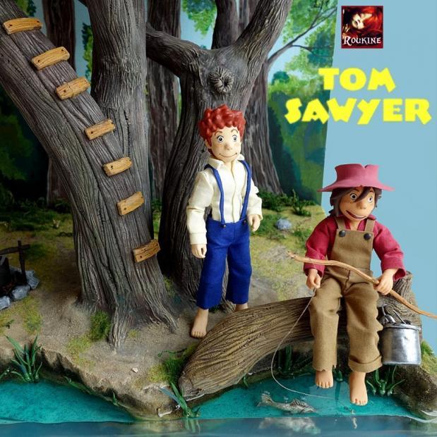 Tom sawyer 17
