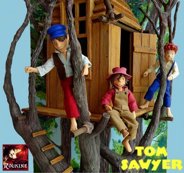 Tom sawyer 18